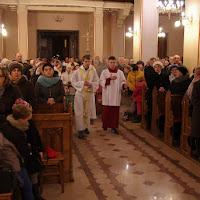 Rekolekcje 3-7.12.2016r. dzień czwarty-poświęcenie relikwii Papieża JP II