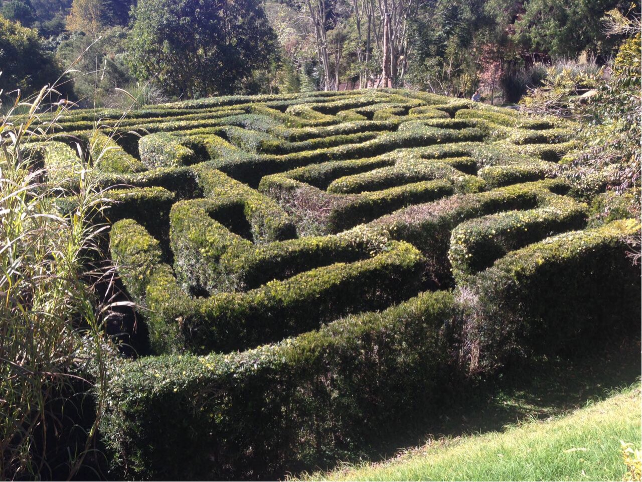Laberinto Jardim Amantikir Campos do Jordão