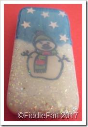 Christmas Domino 1