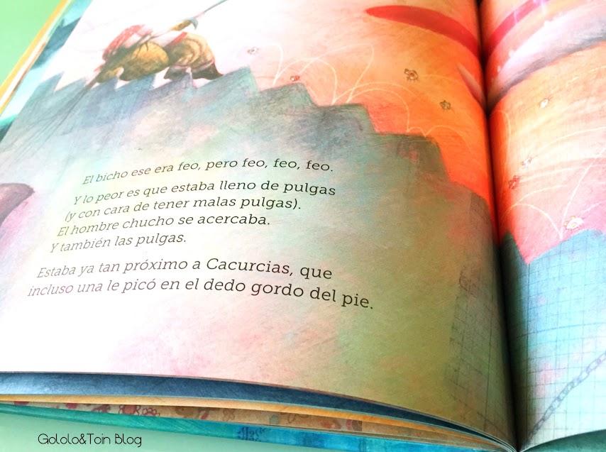 miedos-capitan-cacurcias-nubeocho-literatura-infantil-album-ilustrado-niños