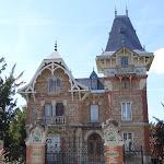Avenue Wilson : villa d'Églantine
