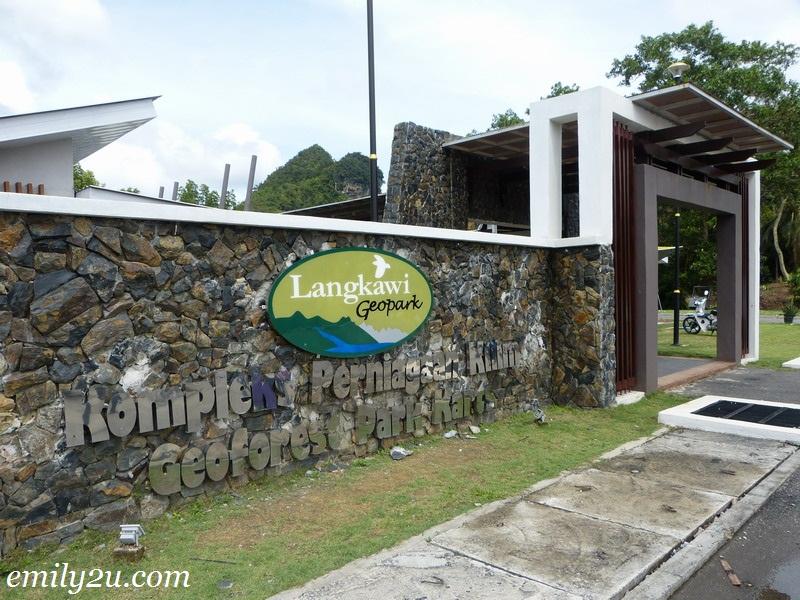 Kilim Geopark Langkawi