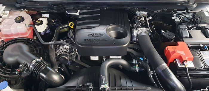 Ford Ranger FX4 ขุมพลัง 2.2 ลิตร 160 แรงม้า