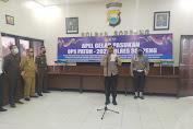 Polres Soppeng Gelar Apel Pasukan Ops Patuh 2021