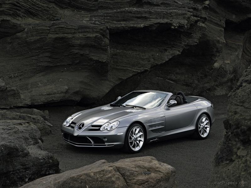 2009 mercedes benz slr mclaren convertible specifications. Black Bedroom Furniture Sets. Home Design Ideas