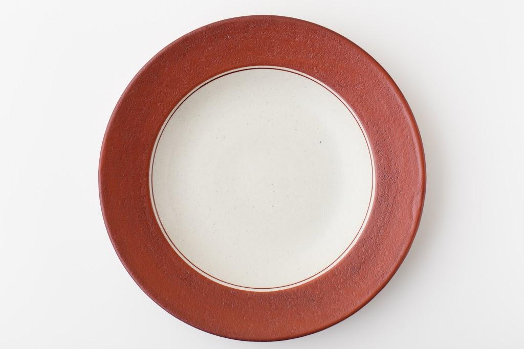 Akae Deep Plate 21cm