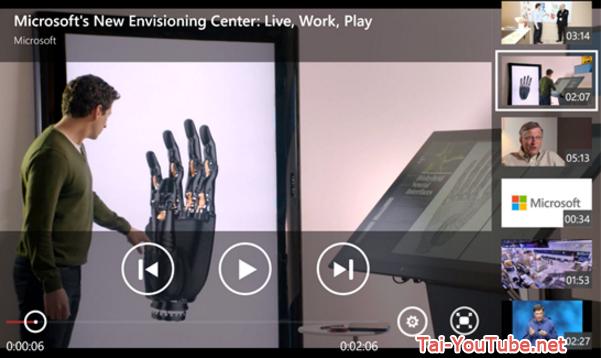 Youtube - Tải trình nghe nhạc, xem video free cho Windows Phone + Hình 4