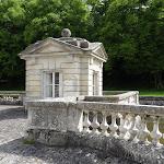 Château du Marais : pavillon de la cour