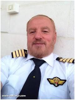 الكابتن الطيار حسين احمد الرواشدة