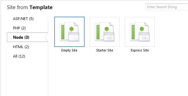 Starting Up Node.js Development on Windows
