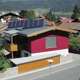 Umbau Wohnhaus Schlosssiedlung Volders