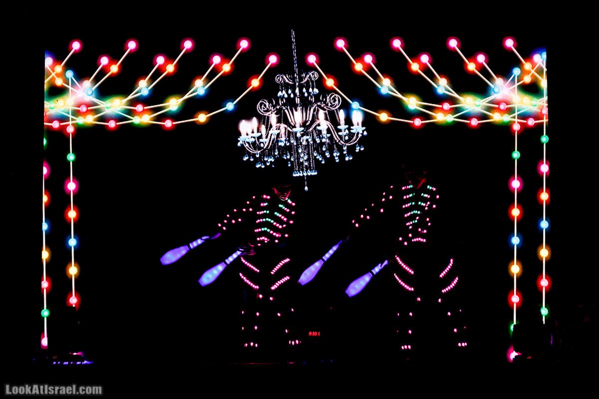 Белая ночь 2015 в Тель-Авиве