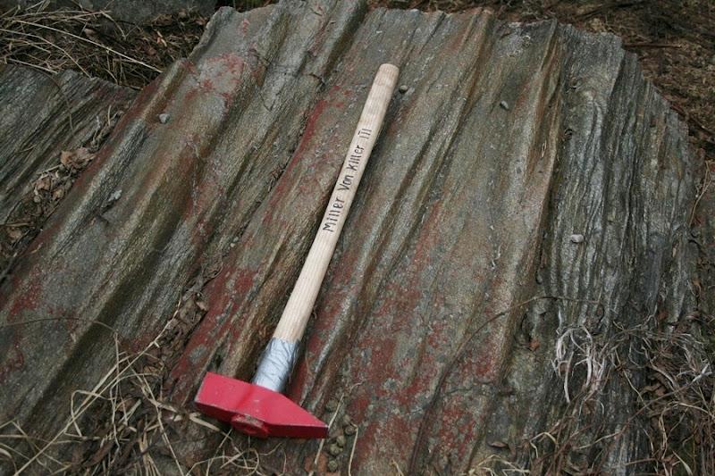 Kallioperägeologian kenttäkurssi, kevät 2012 - Kallioper%25C3%25A4kenttis%2B084.JPG