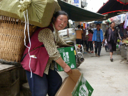 CHINE.SICHUAN.LEI BO,petite ville , escale pour aller à XI CHANG - 1sichuan%2B617.JPG