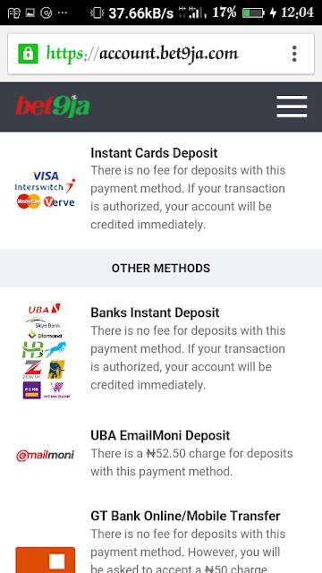 How To Query :Bet9ja Pending Deposit Error - Nigerian's No 1