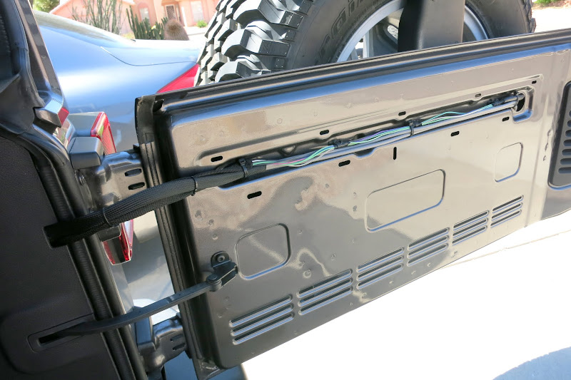 Jeep JK Electronic Accessory Setup (CB, Ham, Switch Panel  More