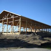 RRA Maintenance Garage Construction
