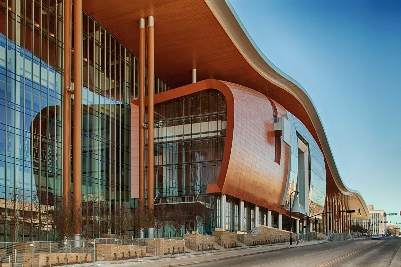 Music City Center by tvsdesign
