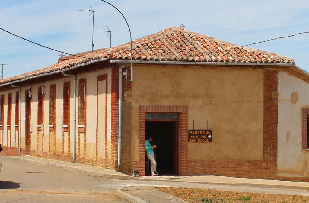 Albergue de peregrinos municipal San Roque, Calzada del Coto, León