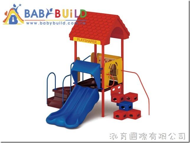 BabyBuild日製鋼管遊具
