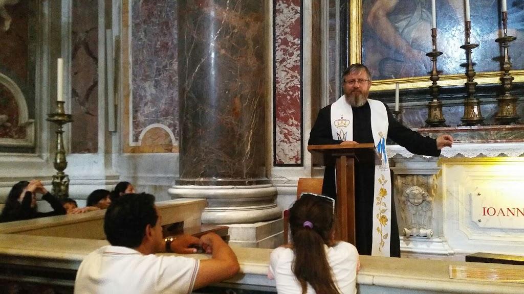 Pielgrzymi z Castellammare w Rzymie, 8 czerwca 2016 - IMG-20160608-WA0031.jpg