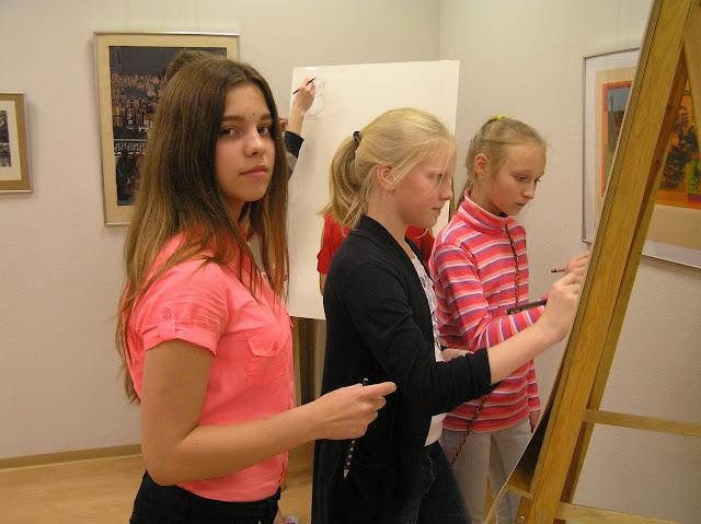 Kunstiosakonda  sisseastunud laste pühitsemine 2015 - PB080055.JPG