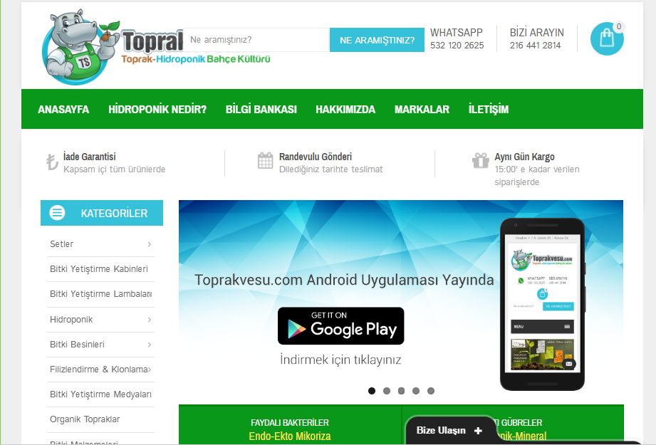 Toprakvesu- screenshot