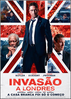 Download - Invasão a Londres (2016) Torrent BRRip Blu-Ray 720p / 1080p Dual Áudio