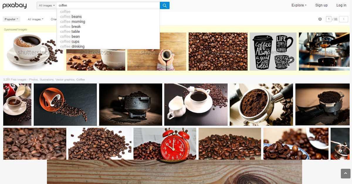 Image Percuma Untuk Blog WordPress dari Pixabay