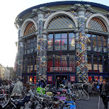 cool architecture in The Hague in Den Haag, Zuid Holland, Netherlands