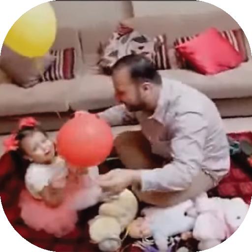 بابا جابلي بالون بدون انترنت