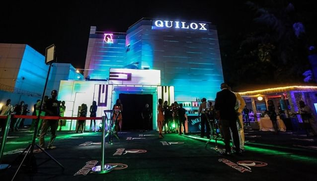 My experience at club Quilox  - Nigerian Lady