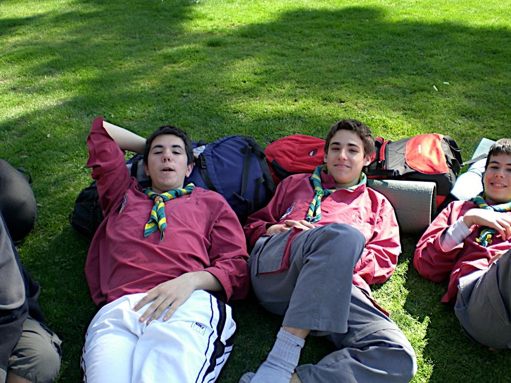 Sortida Sant Salvador de les espasses 2006 - CIMG8400.JPG