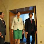 Obisk cesarskega para Akishino - Grad Brdo