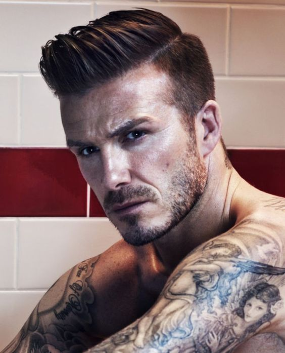 Male hairstyles at the top of excitement-50 Top Trendy 10