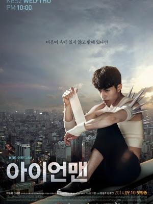 Người Sắt – Hàn Quốc