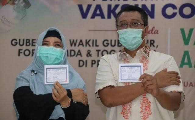 Sudah Divaksin Lengkap, Wagub NTB Sitti Rohmi Positif COVID-19