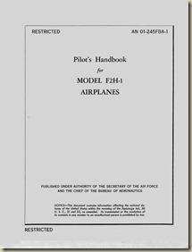 F2H-1 Banshee Pilot's Handbook (Older Copy)_01