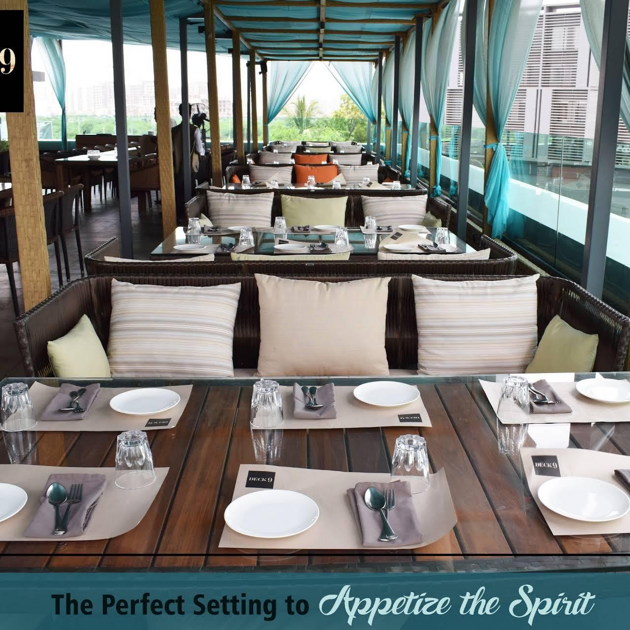Deck 9 Fine Dine Restaurant