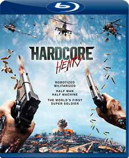Download - Hardcore: Missão Extrema (2016) Torrent BluRay 720p / 1080p Dual Áudio
