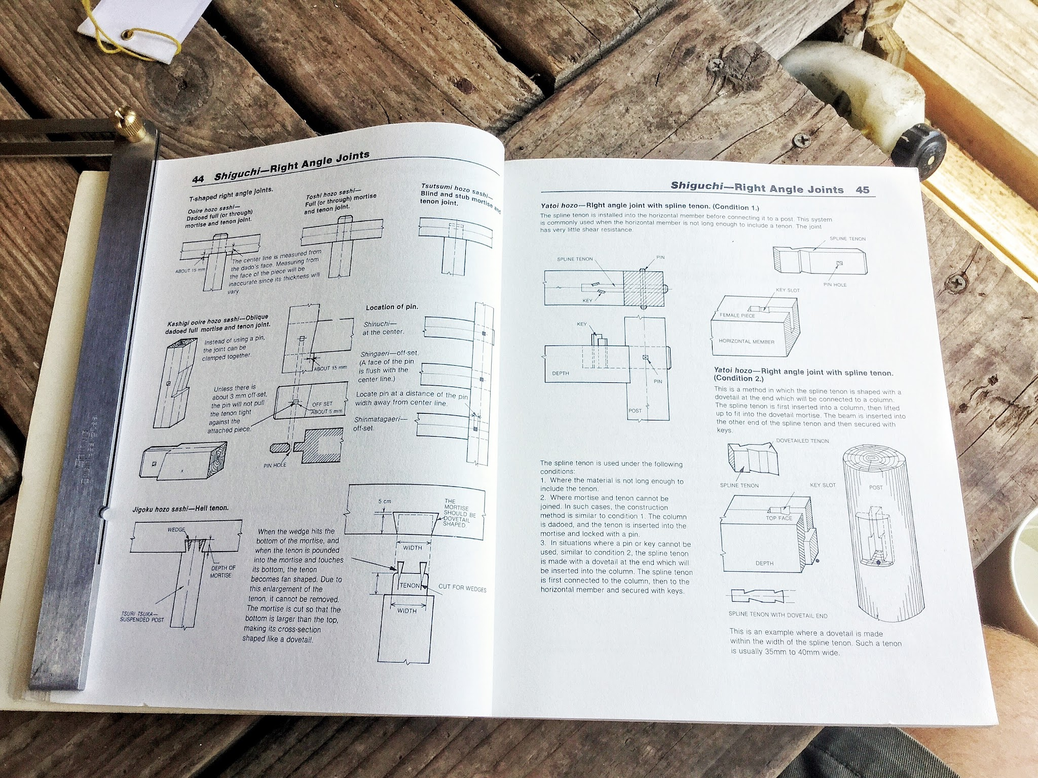 My Peculiar Nature Japanese Woodworking Books Japanese Joinery