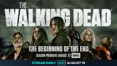Undécima y última temporada de The Walking Dead