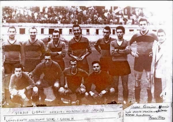 Catania - C - 1946-1948