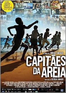 lancamentos filmes  Download   Capitães da Areia   DVDRip AVi + RMVB Nacional