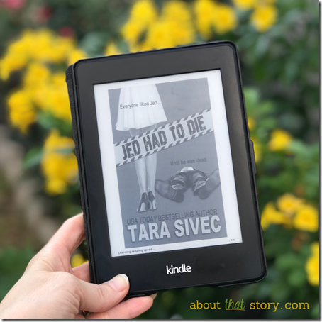Review: Jed Had to Die by Tara Sivec | About That Story