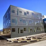 Neubau Bürogebäude Hall