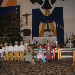 Jasełka dzieci 2008