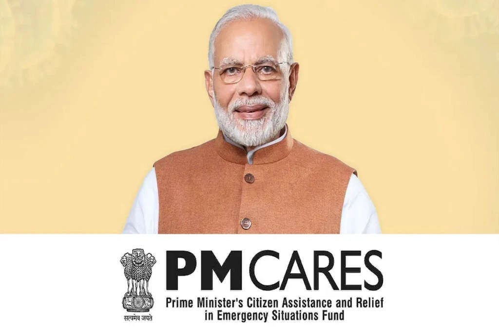 PM CARES FUND NEWS REPORT