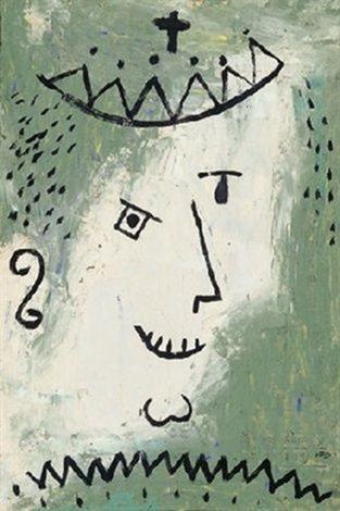 Paul Klee, Kronen Narr