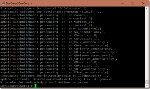 update-linux-vm-install-desktop